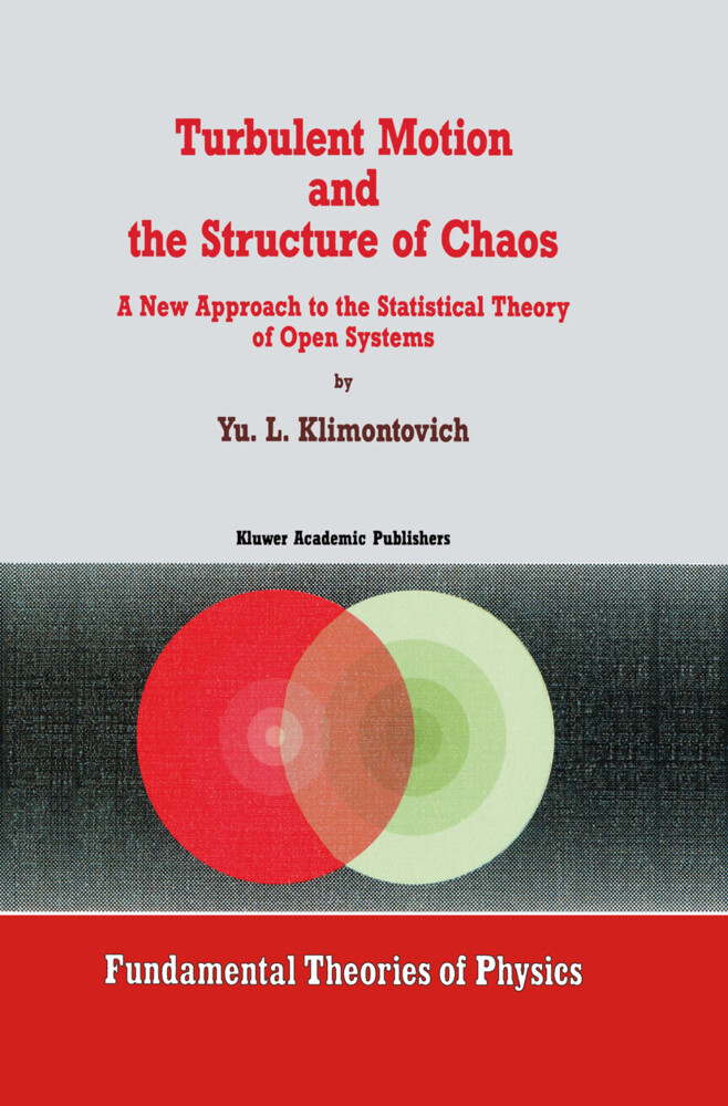 Turbulent Motion and the Structure of Chaos als Buch