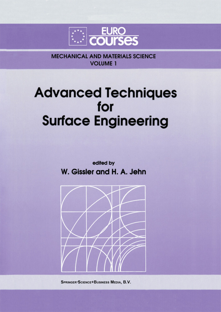 Advanced Techniques for Surface Engineering als Buch