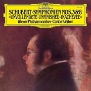 Schubert: Sinfonie 3 & 8-Die Unvollendete