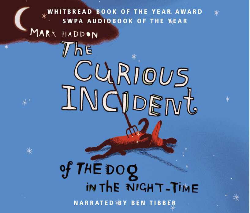 The Curious Incident of the Dog in the Night-time als Hörbuch