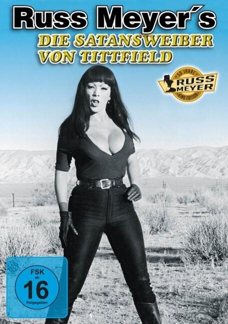 Die Satansweiber von Tittfield als DVD