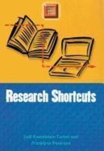 Research Shortcuts als Taschenbuch