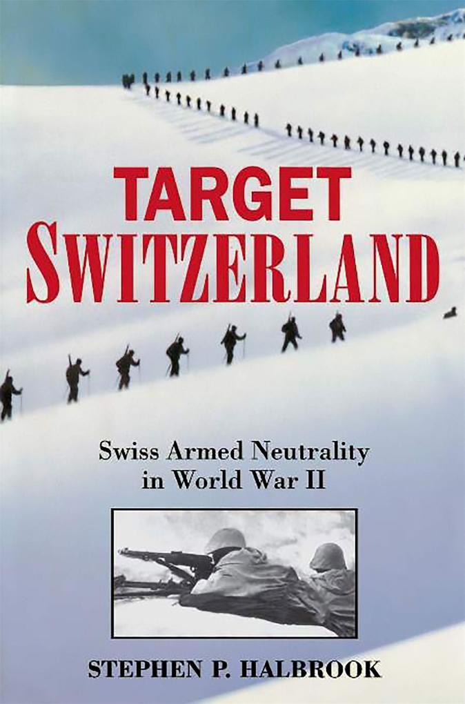 Target Switzerland als Taschenbuch