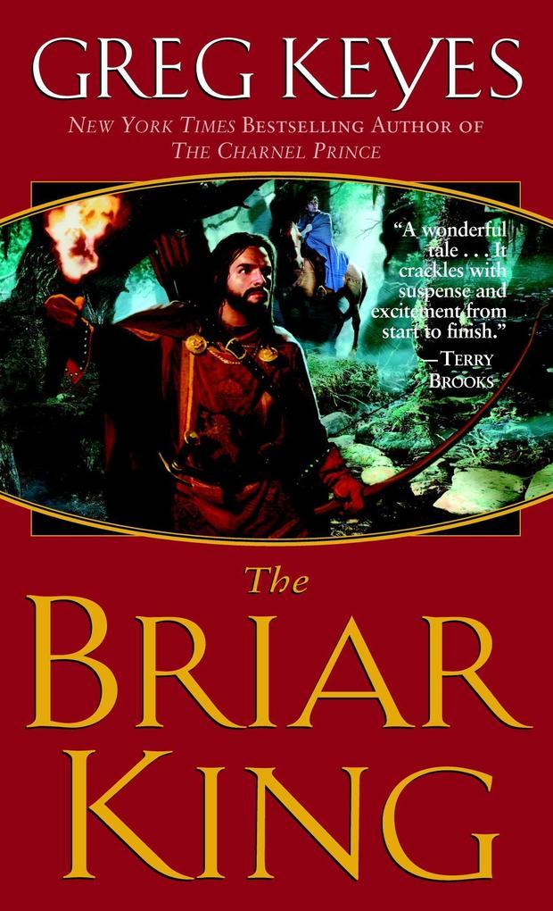 The Briar King als Taschenbuch