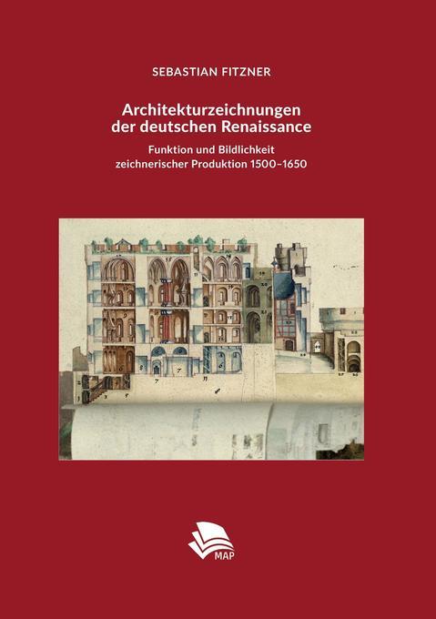 Architekturzeichnungen der deutschen Renaissanc...