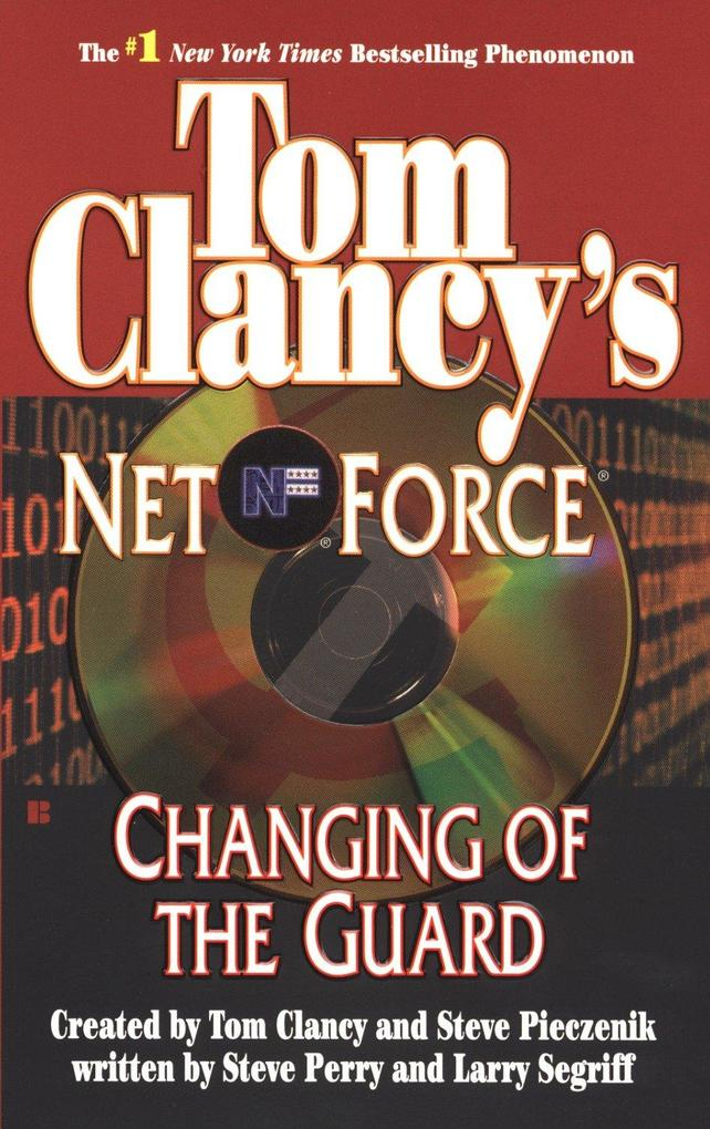 Tom Clancy's Net Force: Changing of the Guard als Buch