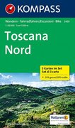 Toskana Nord 1:50 000