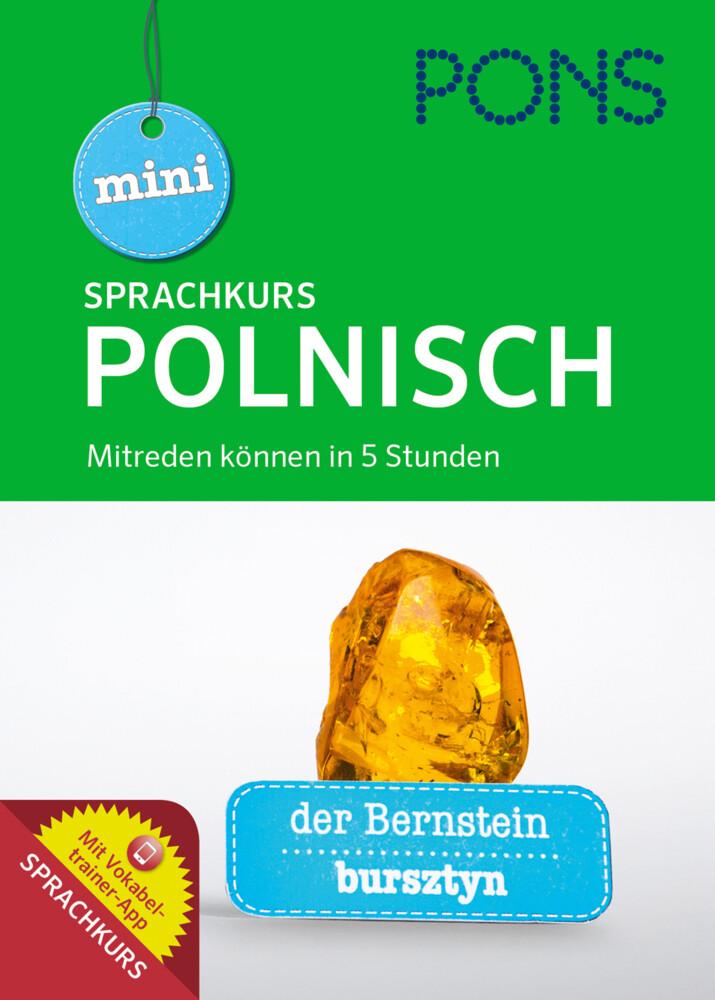 PONS mini Sprachkurs Polnisch als Buch von