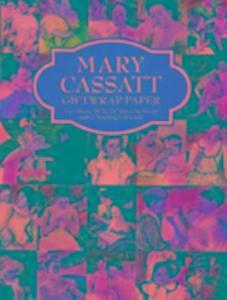 Mary Cassatt Giftwrap Paper als Taschenbuch