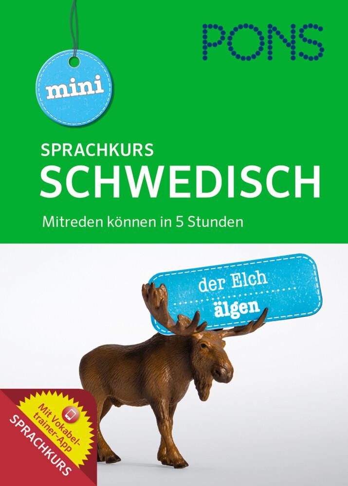 PONS mini Sprachkurs Schwedisch als Buch von