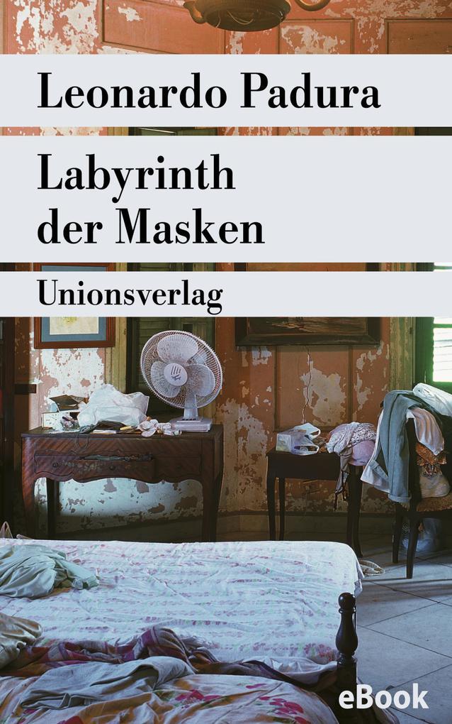 Labyrinth der Masken als eBook