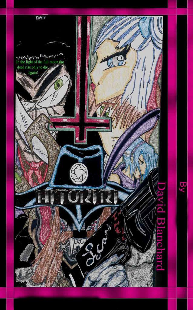 Hitokiri Vol.1 als eBook