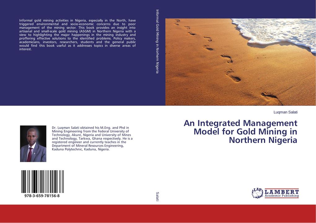 An Integrated Management Model for Gold Mining ...