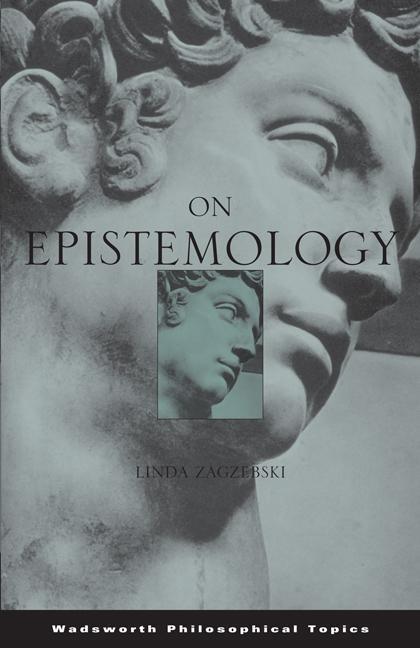 On Epistemology als Taschenbuch