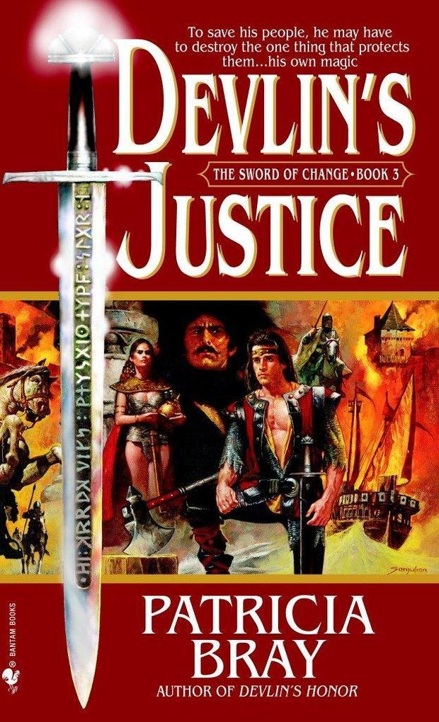 Devlin's Justice als Taschenbuch