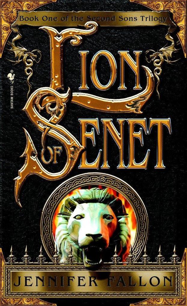 The Lion of Senet als Taschenbuch