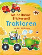 Mein kleine Stickerwelt: Traktoren