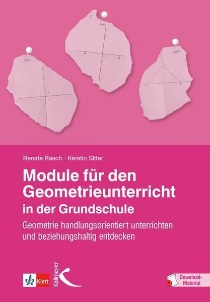 Module für den Geometrieunterricht in der Grundschule als Buch