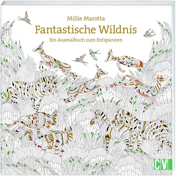 Fantastische Wildnis als Buch von Millie Marotta
