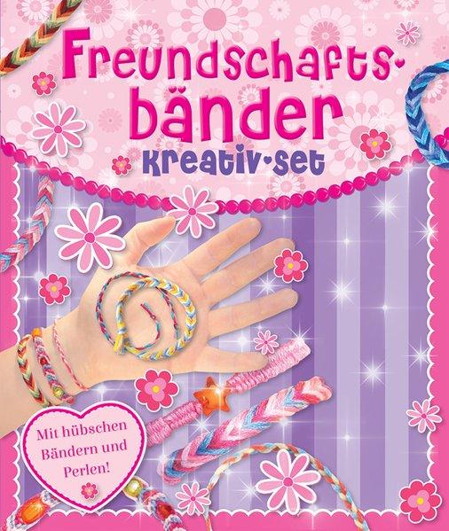 Freundschaftsbänder als Buch von