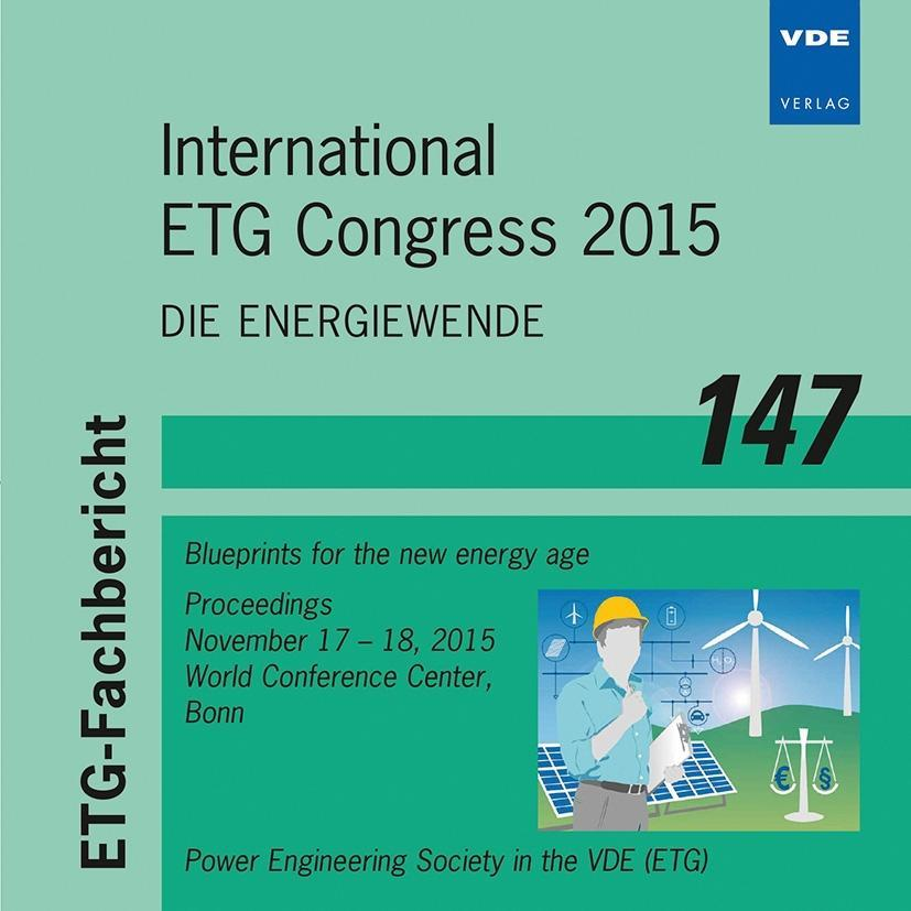 ETG-Fb. 147: International ETG Congress 2015