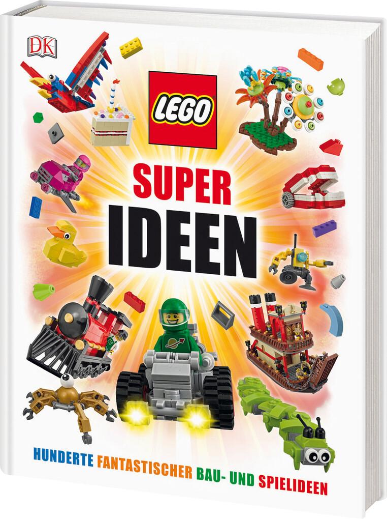 lego® super ideen (buch), daniel lipkowitz