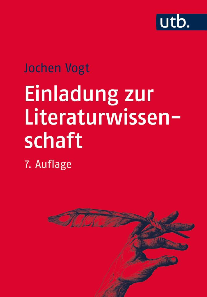 Einladung zur Literaturwissenschaft als Buch vo...