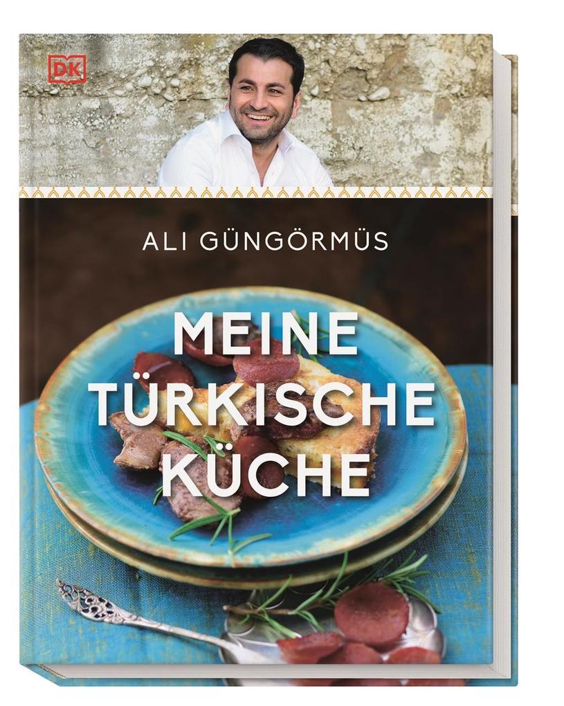 Meine türkische Küche als Buch