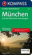 München mit den Münchner Hausbergen
