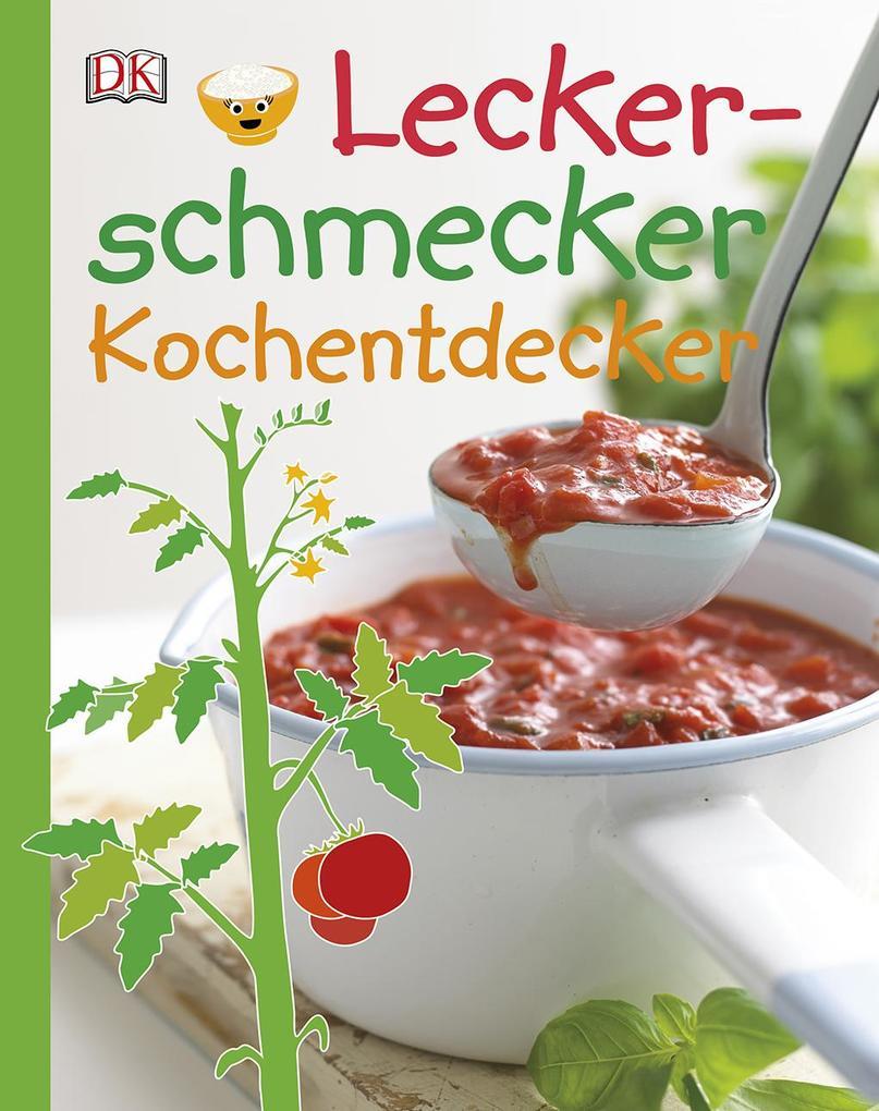 Leckerschmecker Kochentdecker Buch