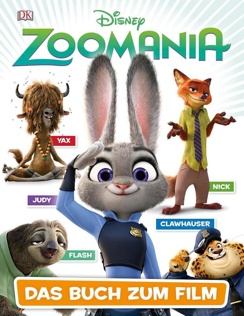 Disney Zoomania als Mängelexemplar