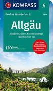 Allgäu, Allgäuer Alpen, Kleinwalsertal, Tannheimer Tal
