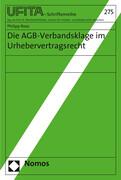 Die AGB-Verbandsklage im Urhebervertragsrecht