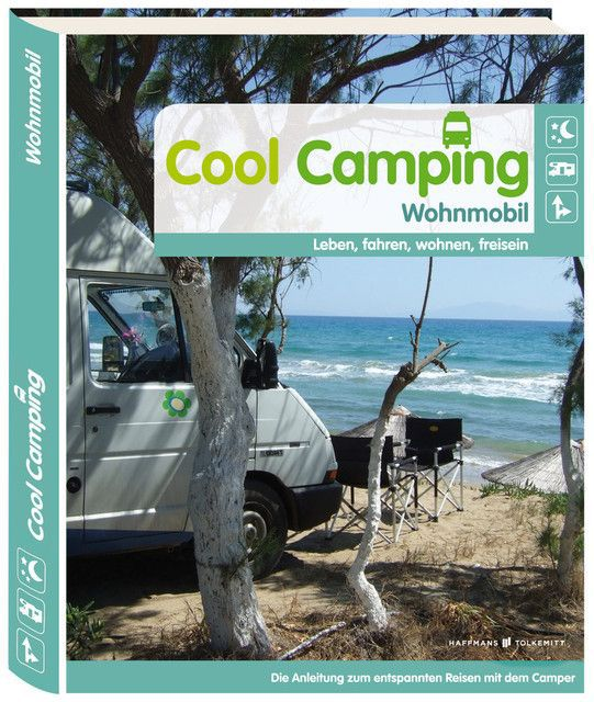 Cool Camping Wohnmobil als Buch