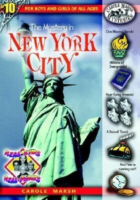 The Mystery in New York City als Taschenbuch