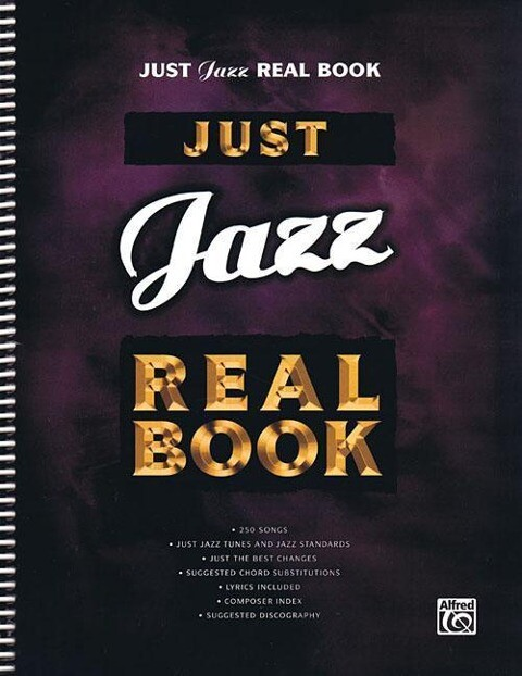 Just Jazz Real Book: Bass Clef Edition als Taschenbuch