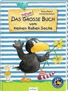Der kleine Rabe Socke: Das neue große Buch vom kleinen Raben Socke - Jubiläums-Relaunch