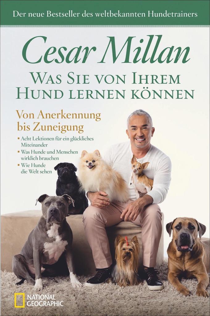 Was Sie von Ihrem Hund lernen können als Buch