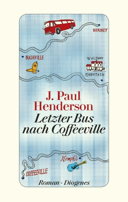 Letzter Bus nach Coffeeville als Buch