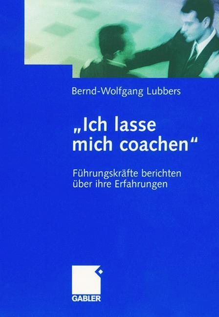 """""""Ich lasse mich coachen"""" als Buch"""