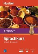 Sprachkurs Arabisch. Paket: Buch + 4 Audio-CDs + 1 MP3-CD + MP3-Download