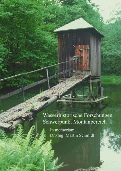 Wasserhistorische Forschungen als Buch