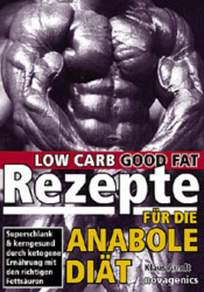 Rezepte für die anabole Diät als Buch
