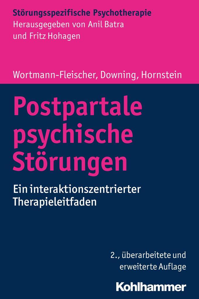 Postpartale psychische Störungen als Buch (kartoniert)