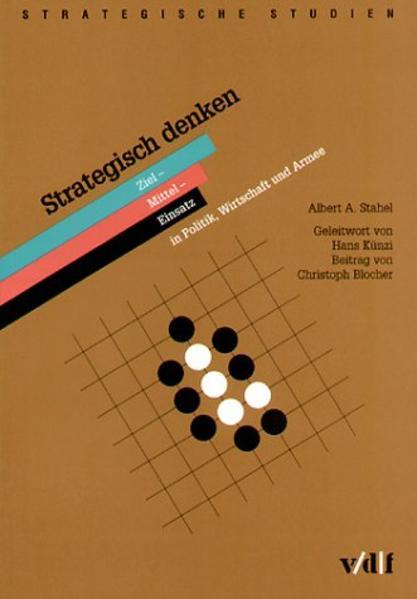 Strategisch denken als Buch