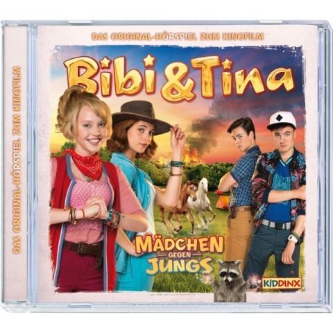 Bibi und Tina - Das Hörspiel zum 3. Kinofilm. Mädchen gegen Jungs ...