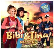 Bibi & Tina - Der Soundtrack zum 3. Kinofilm: Mädchen gegen Jungs