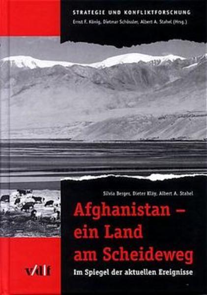 Afghanistan - ein Land am Scheideweg als Buch
