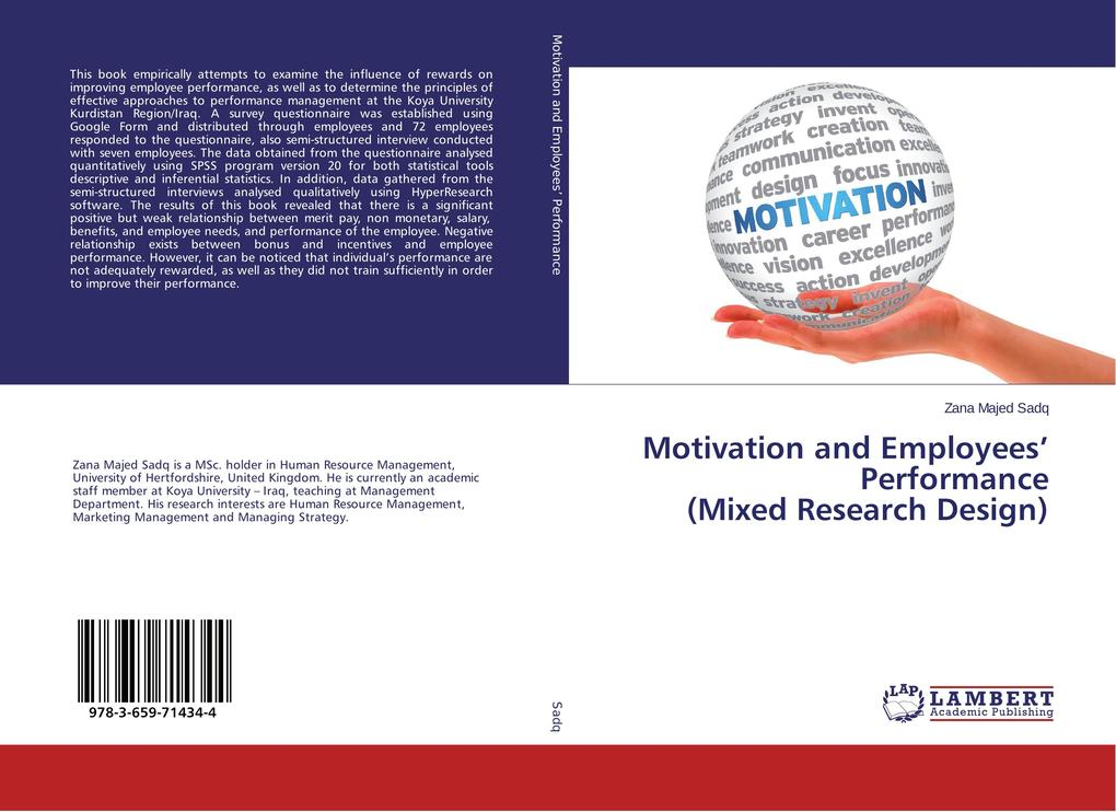 Motivation and Employees´ Performance (Mixed Re...