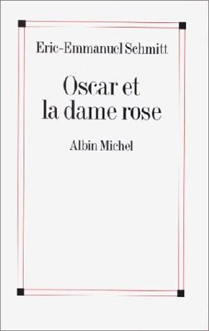 Oscar et la dame rose als Taschenbuch